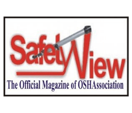 Safety View Magazine logo