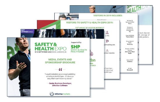 The Safety & Health Expo 2020 Sales Brochure